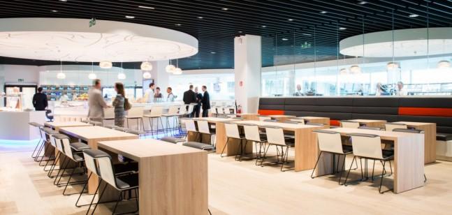 Brussels Airlines Business Lounge The Loft Zaventem