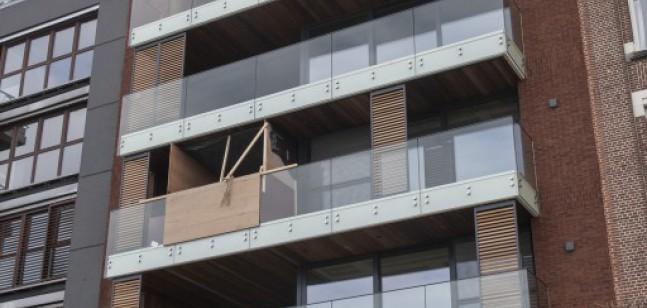 Apartments Westpoort Sint-Michielskaai Antwerp