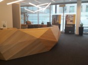 SAP Evere - lot interior joinery