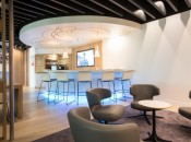 Brussels Airlines Business Lounge The Suite Kinshasa (Congo)