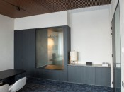 De Persgroep (DPG Media) Antwerp - fixed furniture