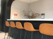 De Persgroep Antwerp - fixed furniture
