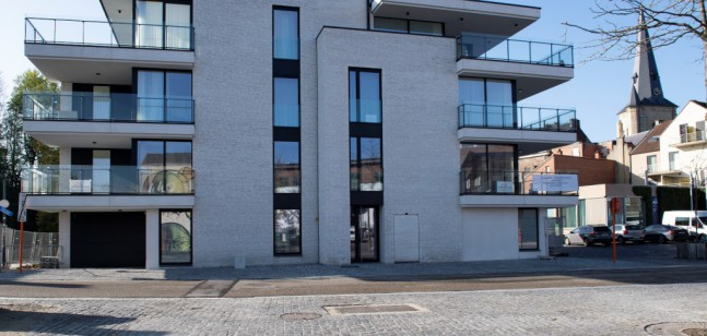 Appartements J.V.-Invest à Bilzen