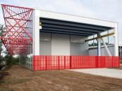 Université Hasselt Centre d'application de béton à Diepenbeek