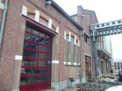 Brasserie Haacht ligne d'embouteillage à Boortmeerbeek