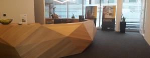 SAP Evere - lot menuiserie intérieure