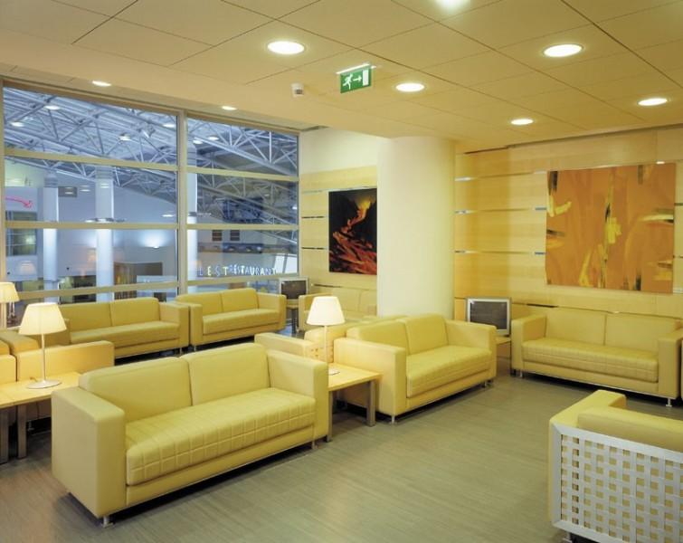 Alitalia lounge zaventem reynders for Interior zaventem