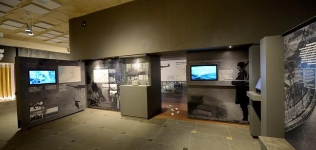 Belevingscentrum Tweede Wereldoorlog Vroenhoven