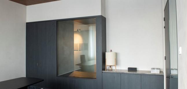 De Persgroep (DPG Media) Antwerpen - vast meubilair