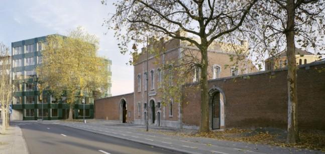 Oude Gevangenis Universiteit Hasselt