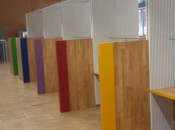 Vlaams Administratief Centrum Inkomhal Hasselt