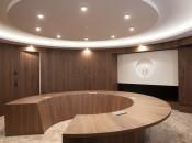 State Bank of India Antwerpen - inrichting kantoren