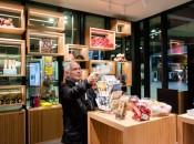 Brand Store Centraal Station Antwerpen